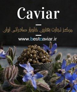 مرجع خرید و فروش خاویار اصل ایرانی